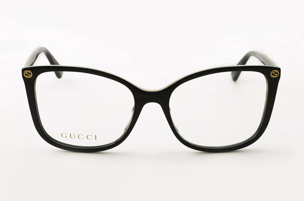 Gucci GG0026O Schwarz – brille.do